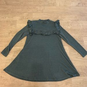 NWOT sweater dress from ASOS. Size 6.